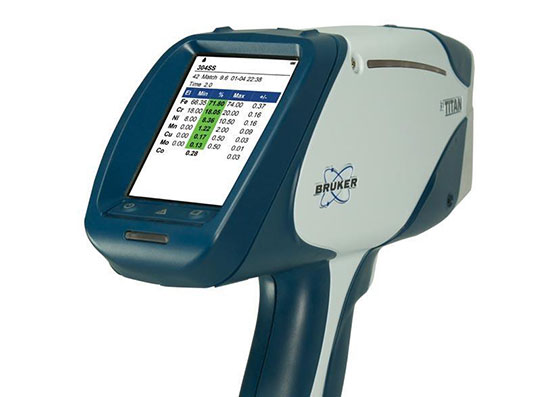 Handheld/Portable XRF Spectrometry
