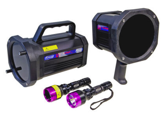 UV lamps and torches